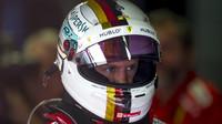 Sebastian Vettel v Monze