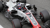 Romain Grosjean s Haasem VF-18