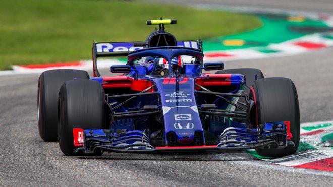 Pierre Gasly u Toro Rosso po sezóně skončí, povýší do mateřského týmu