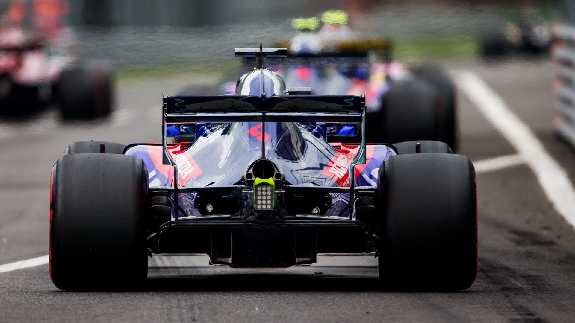Toro Rosso bylo loni s Hondou spokojeno, přijde letos další velký pokrok?