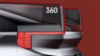 Koncept Volvo 360c