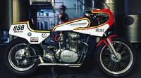 Vodkou pohánění motocykl Yamaha dokázal překonat rychlostní rekord (Foto: Facebook/Montgomery Distillery)