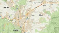 Možná záložní přistávací dráha u Prešova na Slovensku