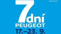 """Od 17. do 23. září proběhne akce """"7dní Peugeot"""", která se v letošním roce poprvé koná současně se """"7 dny pro profesionály""""."""