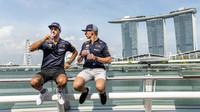 Ricciardo promluvil o vztahu s Verstappenem - anotační obrázek