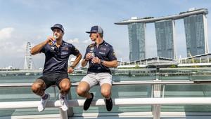 Ricciardo očekával s Verstappenem vyhrocenější vztah - anotační obrázek