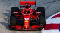 Sebastian Vettel byl v Austinu po své chybě zbytečně penalizován