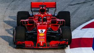 """""""Pravidlo, které Vettel porušil, je jednoduché dodržet,"""" upozorňuje Whiting - anotační obrázek"""