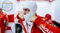 Sebastian Vettel má před kvalifikací našlápnuto zatím nejlépe