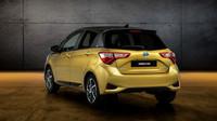 Toyota Yaris slaví 20 let narozeninovou edicí Y20