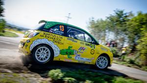 Semerád s Hlávkou vítězové Rallysprint série 2018 - anotační obrázek