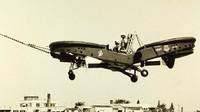 Piasecki VZ-8 Airgeep (Wikimedia/SDASM/Public Domain)