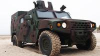 Kia převlečená za Hummer? Svými vlastnostmi mu může KLTV zdatně konkurovat - anotační foto