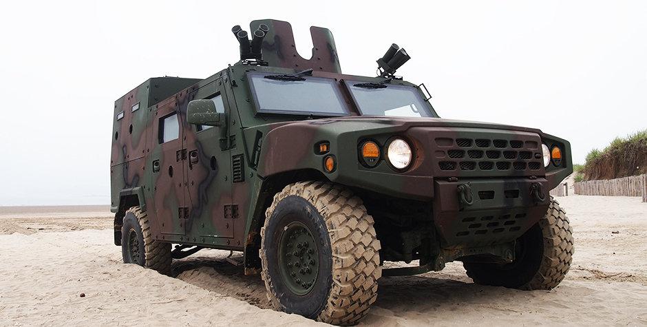Kia převlečená za Hummer? Svými vlastnostmi mu může KLTV zdatně konkurovat