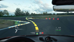 Kabiny sportovních aut jak z počítačových her? Ve Švýcarsku už na tom pracují - anotační obrázek