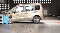 Crash Test Ford Tourneo