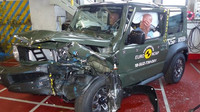 Crash Test Suzuki Jimny