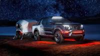 Nissan Navara Dark Sky: Koncept stvořený k dobývání vesmíru - anotační obrázek
