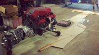 Australský kutil staví repliku Formule 1 nazvanou Zacaria (Instagram/zacariasupercars)