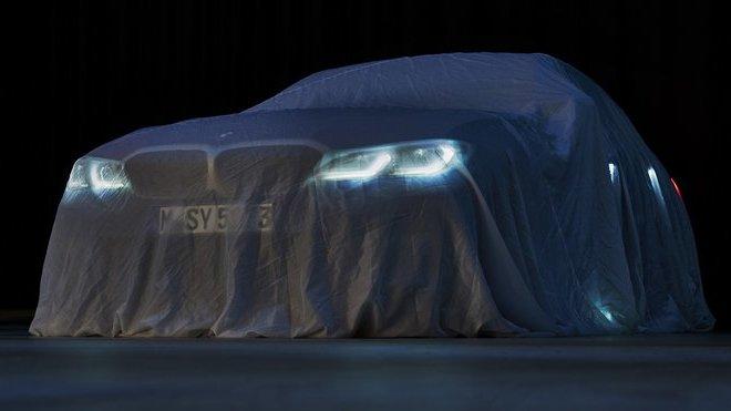 Na pařížském autosalonu proběhne odhalení nové generace oblíbeného BMW řady 3