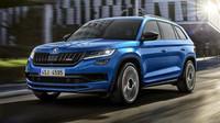 Škoda uvádí na český trh akční model Kodiaq RS Challenge