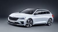 Škoda zvažuje sportovní model Scala RS, půjde ve šlépějích hybridního konceptu Vision RS? - anotační obrázek