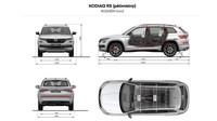 Parametry nové Škody Kodiaq RS