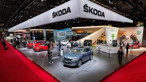 Na letošním autosalonu v Paříži (2. až 14. října 2018) představuje Škoda Auto řadu novinek. Česká automobilka se ve Francii prezentuje jako sportovnědynamická, resp. ekologická značka a také jako poskytovatel služeb v oblasti mobility.
