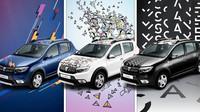 Sandero Stepway se na pařížském autosalonu pyšní třemi originálními designy vytvořenými uživateli internetu