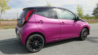 Toyota Aygo x-cite Connect
