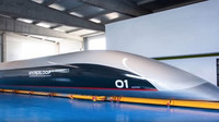 Společnost HyperloopTT představila první kapsli Hyperloopu pro cestující, její jméno je Quintero