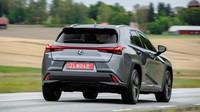 Nový Lexus UX