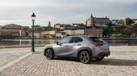 Vzhled nového Lexusu UX ovlivnil kreslený seriálový robot Mazinger Z