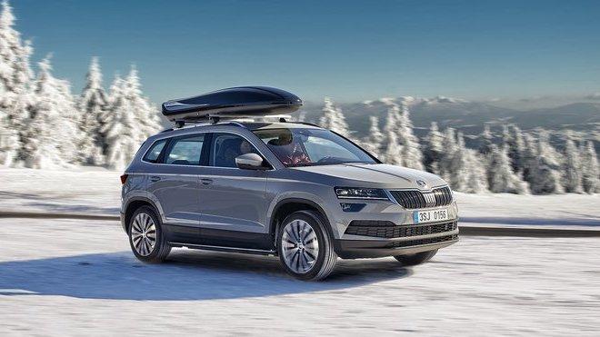 Škoda Auto spouští výhodnou nabídku zimního příslušenství