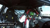 Elektrická Audi RS3, koncept Schaeffler 4ePerformance, dokázala na zpátečku porazit Porsche 911 GT 2 RS a ještě stanovit nový rychlostní rekord v couvání