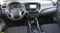 Pracoviště řidiče se může pochlubit skvělou ergonomií