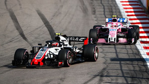 Ocon a Magnussen byli po závodě v Austinu diskvalifikováni - anotační obrázek