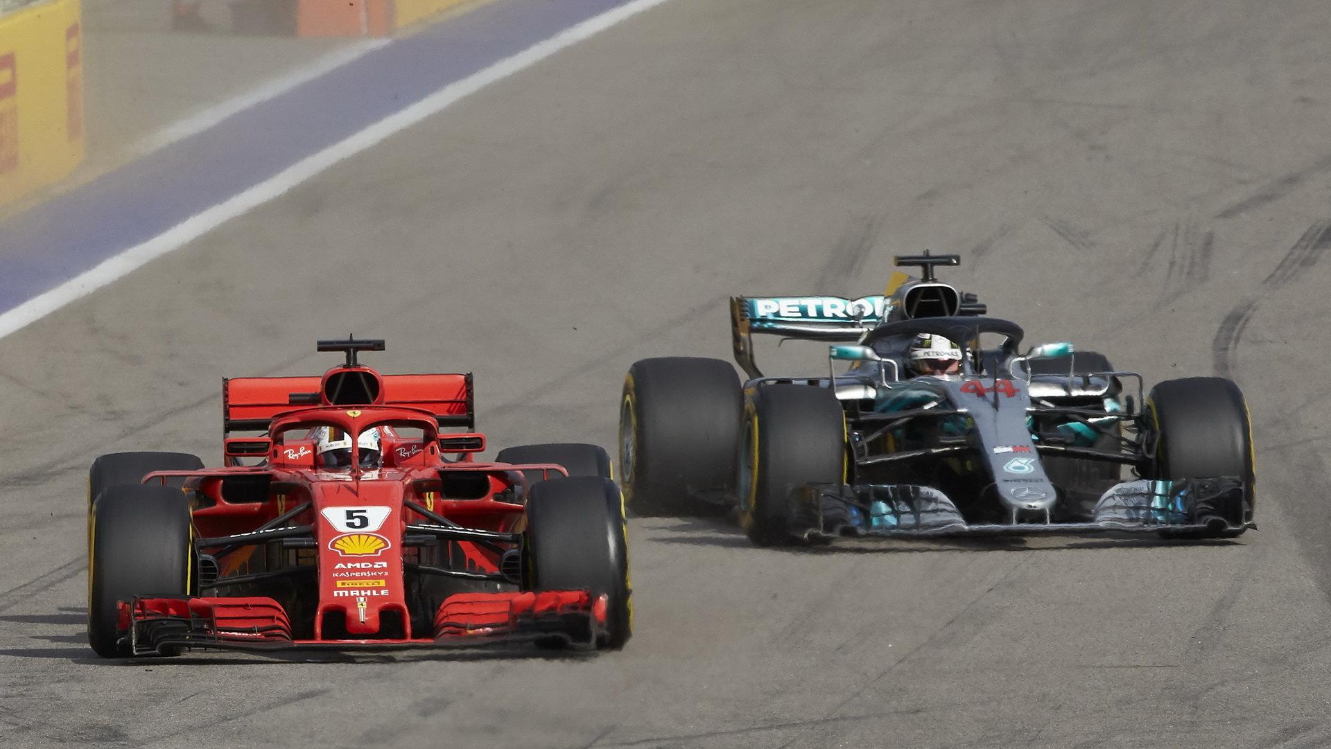 Ferrari zvyšuje rozpočet, chce sesadit Mercedes z trůnu