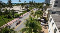 Cesta Maxe Verstappena s Red Bullem RB7 Spojenými státy americkými