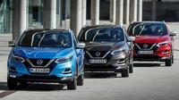 Nissan Qashqai prošel technickou modernizací, kromě nových motorů dostal i modernější infotainment - anotační foto