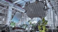 """ASI certifikátem """"Performance Standard"""" potvrzuje, že Audi vyrábí a montuje hliníkové komponenty krytu akumulátorů promodel Audi e-tron trvale udržitelným způsobem vsouladu spožadavky ASI."""