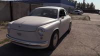 V Rusku přestavěli Volkswagen Beetle na moderní Záporožec ZAZ-965