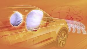 Nový Volkswagen T-Cross: Dva týdny před premiérou láká na bezpečnostní asistenty - anotační obrázek