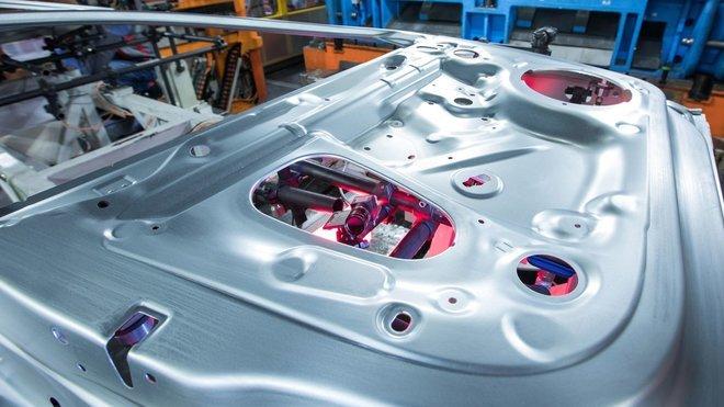 Audi optimalizuje kontrolu kvality vlisovně umělou inteligencí
