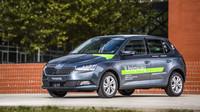 Carsharing Uniqway zahajuje provoz. Studenti a pedagogové si mohou v Praze pronajmout jeden z 15 vozů Škoda Fabia Style