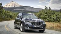 BMW odhalilo své největší SUV, X7 má být novou definicí luxusu na kolech - anotační foto