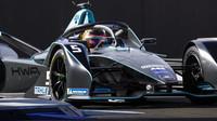 Stoffel Vandoorne s vozem Formule E