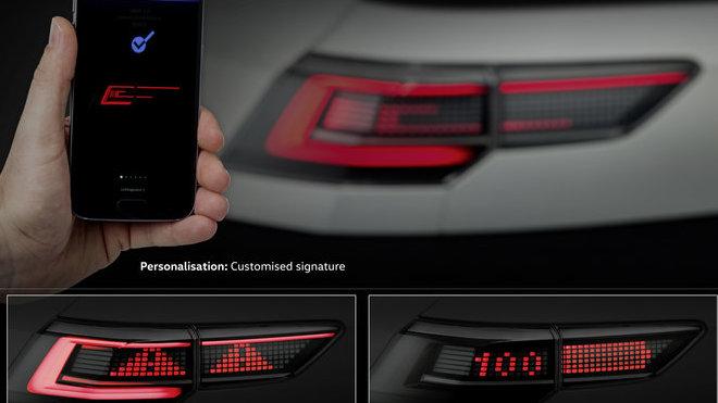 LED Matrix světlomety by v nových Volkswagenech mohly umět daleko víc, než jen svítit na cestu