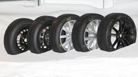 Na zimních pneumatikách nešetřete, výsledky testů hovoří jasně - anotační obrázek