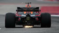 Daniel Ricciardo jiskřil v kvalifikaci v Austinu